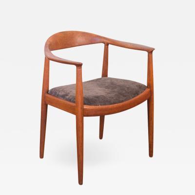 Hans Wegner Hans J Wegner Round Chair