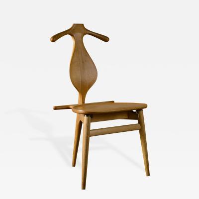 Hans Wegner Hans J Wegner Valet Chair