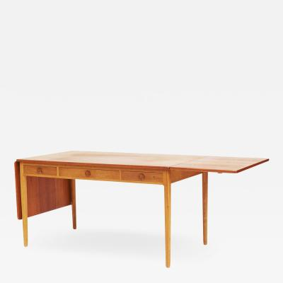 Hans Wegner Hans Wegner At 305 Desk by Andreas Tuck