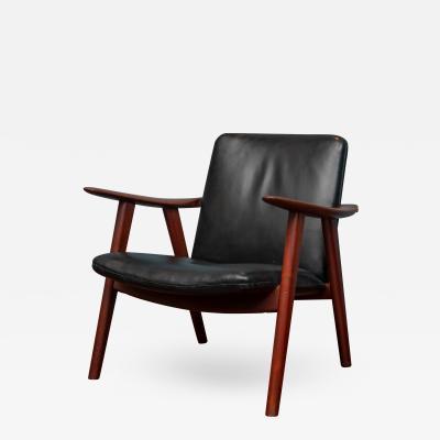 Hans Wegner Hans Wegner Buck Lounge Chair for Johannes Hansen