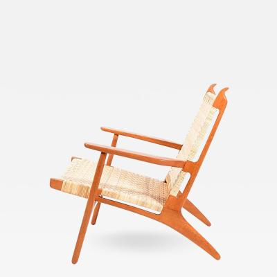 Hans Wegner Hans Wegner CH27 Lounge Chair for Carl Hansen