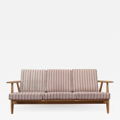 Hans Wegner Hans Wegner Cigar Sofa for Getama