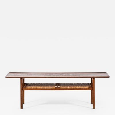 Hans Wegner Hans Wegner Coffee Table Model AT 10 Produced by Andreas Tuck in Denmark