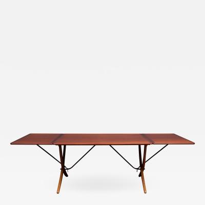 Hans Wegner Hans Wegner Drop Leaf Dining Table AT 304