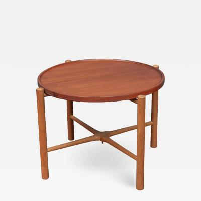 Hans Wegner Hans Wegner Flip Top Table for Andreas Tuck