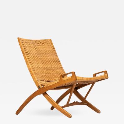 Hans Wegner Hans Wegner Folding Chair Model JH512 by cabinetmaker Johannes Hansen