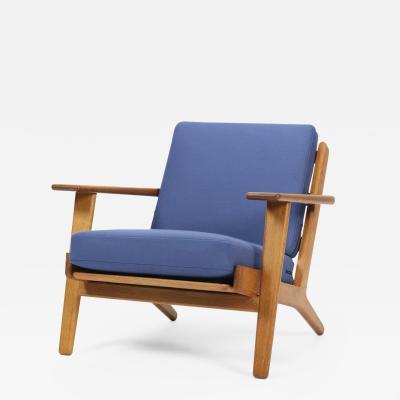 Hans Wegner Hans Wegner GE 290 oak armchair 1960s Denmark