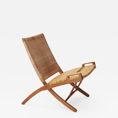 Hans Wegner Hans Wegner JH 512 Folding Chair for Johannes Hansen Denmark