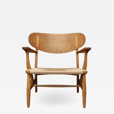 Hans Wegner Hans Wegner Lounge Chair CH 22