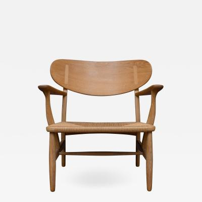 Hans Wegner Hans Wegner Model CH 22 Easy Chair