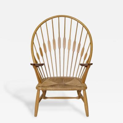 Hans Wegner Hans Wegner Peacock Chair