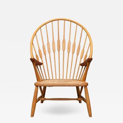 Hans Wegner Hans Wegner Peacock Chair for Johannes Hansen