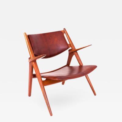 Hans Wegner Hans Wegner Sawbuck Easy Chair
