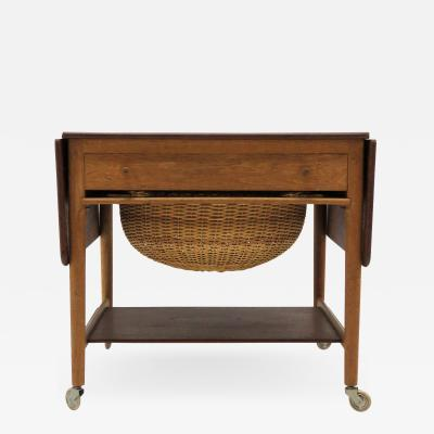 Hans Wegner Hans Wegner Sewing Cart Model AT33 1950