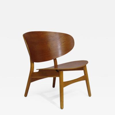Hans Wegner Hans Wegner Teak Shell Chair FH 1936