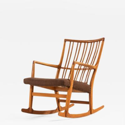 Hans Wegner Hans Wegner rocking chair