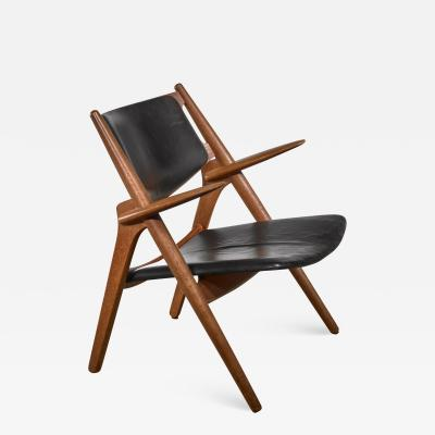 Hans Wegner Hans WegnerCH 28 or Sawbuck chair for Carl Hansen