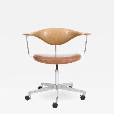 Hans Wegner JH 502 The Swivel Chair