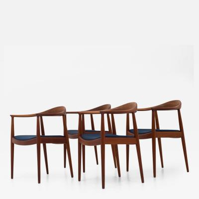 Hans Wegner JH 503 The Chair
