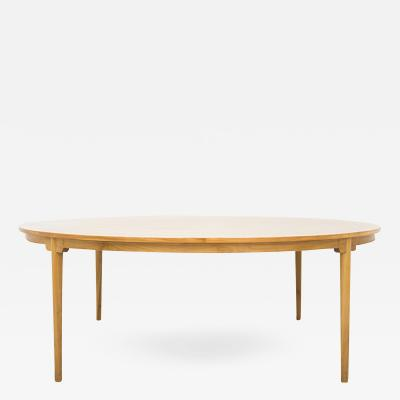 Hans Wegner Large Dining Table