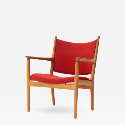 Hans Wegner Lounge Chair by Hans J Wegner