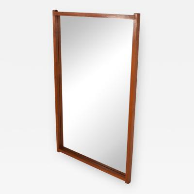 Hans Wegner Mid century Danish Modern Teak Mirror