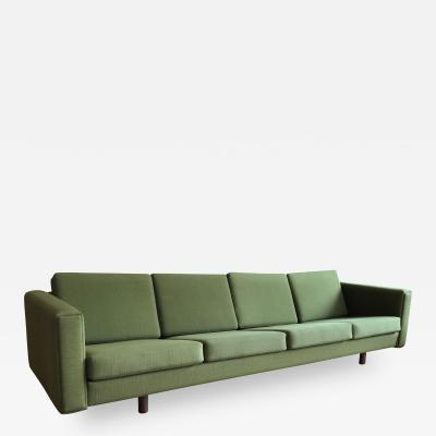 Hans Wegner Model GE 300 4 Sofa by Hans J Wegner for GETAMA
