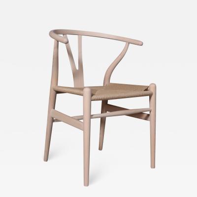 Hans Wegner New Hans J Wegner CH 24 Y chair soap treated beech