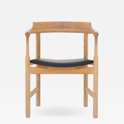 Hans Wegner PP 56 Armchair in Oak