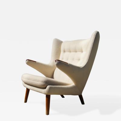 Hans Wegner Papa Bear Chair Model Ap19 by Hans Wegner for A P Stolen
