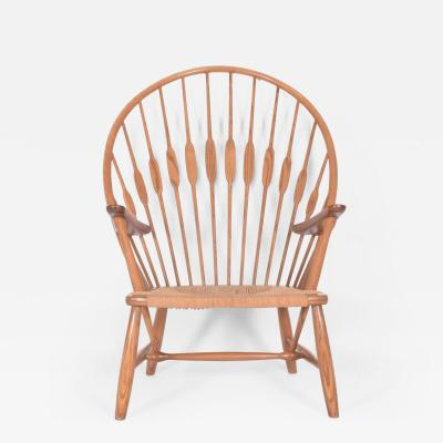 Hans Wegner Peacock Chair by Hans Wegner for Johannes Hansen