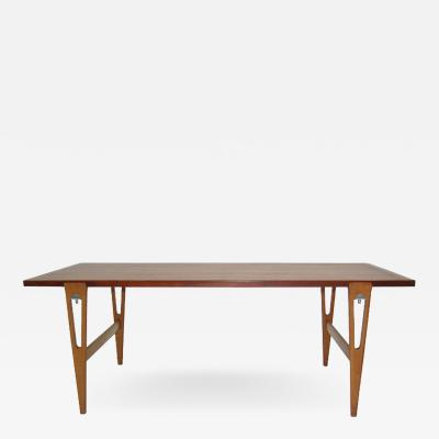 Hans Wegner Rare Hans Wegner for Johannes Hansen Table or Desk