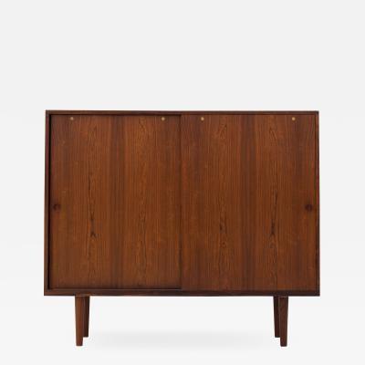 Hans Wegner Sideboard in rosewood