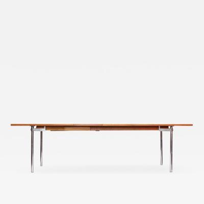 Hans Wegner Teak Extension Dining Table