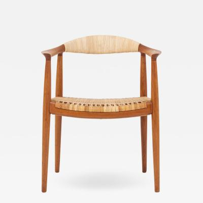 Hans Wegner The Chair in teak