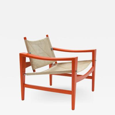 Hans Wegner Very Rare Easy Chair Bukkestole by Hans Wegner