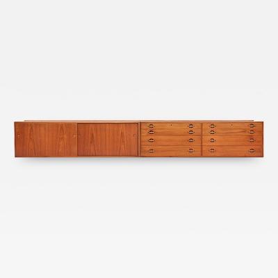 Hans Wegner Wall Mount Cabinets