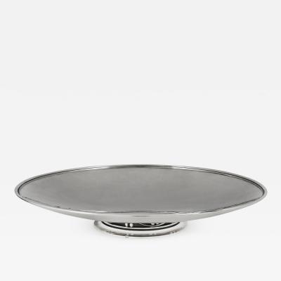 Harald Nielsen Vintage Georg Jensen Art Deco Biscuit Tray 493B