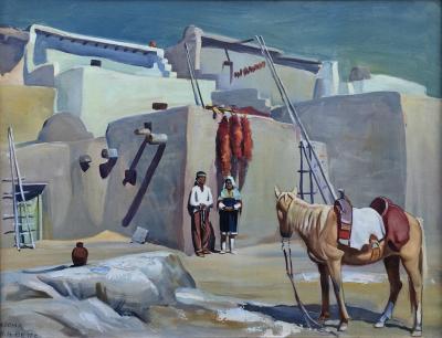 Harold Harrington Betts Acoma