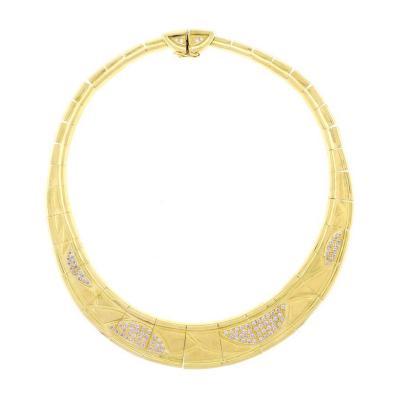Haroldo Burle Marx Burle Marx Diamond Necklace