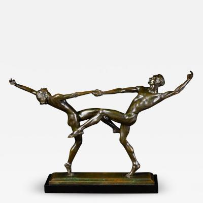 Harriet Whitney Frishmuth THE DANCERS