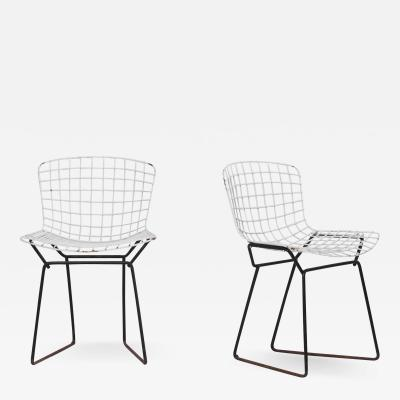 Harry Bertoia 1950s Pair of Kids Side Chairs by Harry Bertoia for Knoll US