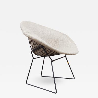 Harry Bertoia Black Diamond Chair by Harry Bertoia for Knoll