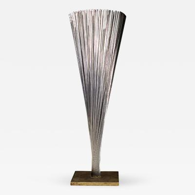 Harry Bertoia Bouquet in Steel Early Work by Harry Bertoia