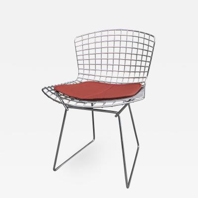 Harry Bertoia Chrome Side Chair by Harry Bertoia for Knoll