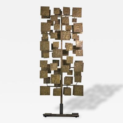 Harry Bertoia Early and Monumental Harry Bertoia Sculpture Screen