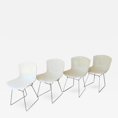 Harry Bertoia Four Hard Shell Chairs for Knoll