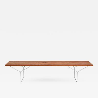 Harry Bertoia Harry Bertoia Bench for Knoll