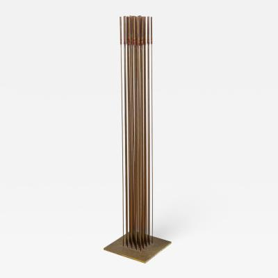 Harry Bertoia Harry Bertoia Beryllium Copper Brass Cattail Sonambient Sculpture