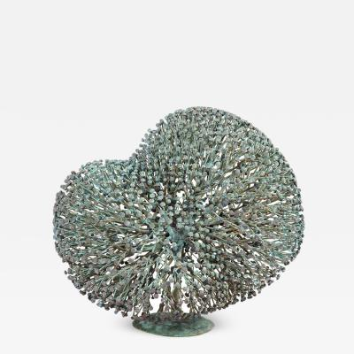 Harry Bertoia Harry Bertoia Bronze Bush Form Sculpture USA 1960s